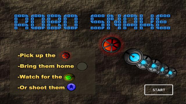 Robo Snake - Fight The Last War In Cyber Space