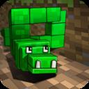 Schlange Spiel 3D