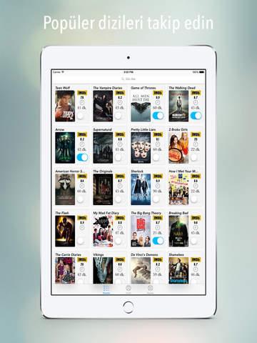 Dizi Takip for iPad