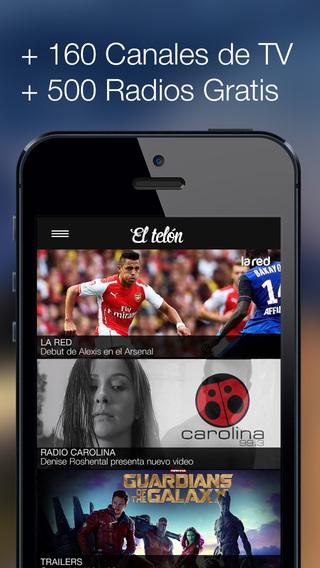 El Telón - TV y Radio en vivo Chile