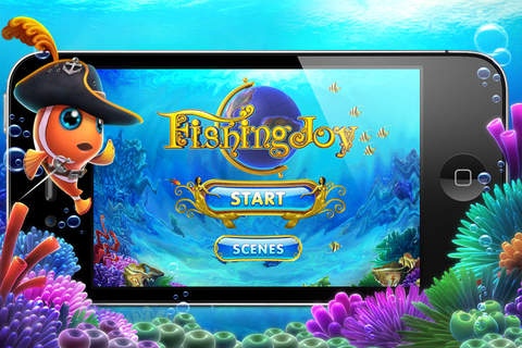 Screenshot 1 Fishing Joy