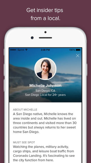 Scout Travel — Instant chat with local experts for recommendations and trip planning
