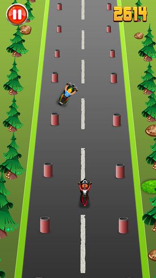 Moto X Rider - Highway Mayhem