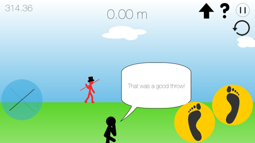 【免費遊戲App】Stickman Javelin Games-APP點子