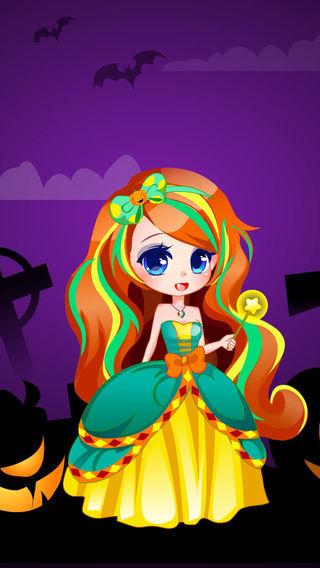 Little Miss Magic - Vampire Girl