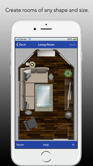 Rooms - Create Room Layouts With Ease