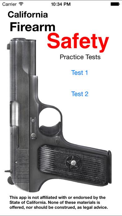 Ca handgun test study guide