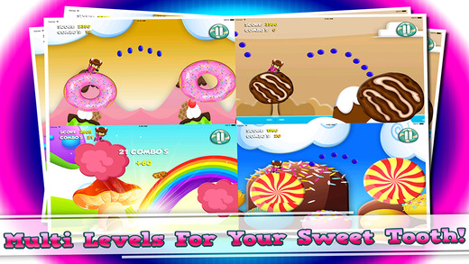 A Adventure In Candy Dreams - A Peppermint Swirl Gooey Gumdrop Journey