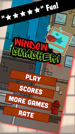 Window Smasher -- Smash Hit and Break Your Way to the Top