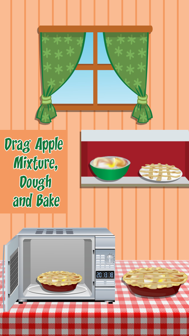 Apple Pie Maker Crazy Kitchen Cooking Fever And Bakery Shop Game Ios