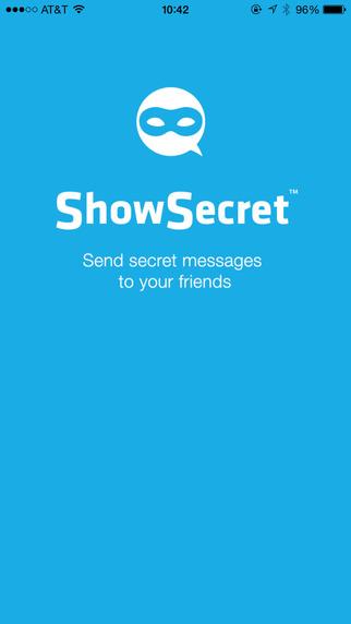 ShowSecret
