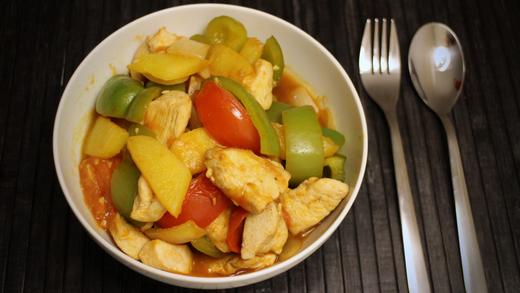 Thai Quick Cook