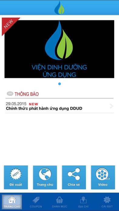download Dinh dưỡng Ứng dụng apps 0