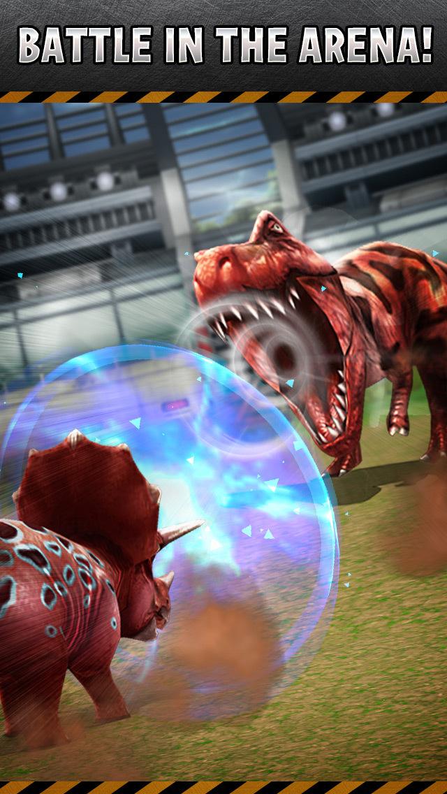 Jurassic Park Builder screenshot 5