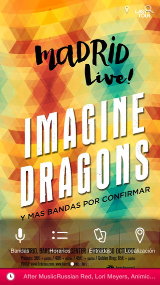 Madrid Live
