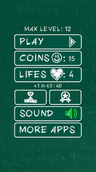 Maths - The awesome test for your brain iPhone Screenshot 4