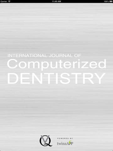 International Journal of Computerized Dentistry
