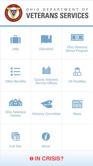 Ohio Department of Veterans Services