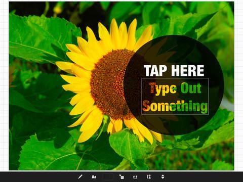 無料摄影AppのTextMask 記事Game