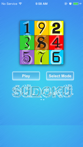 Sudoku For Mind Relax Game