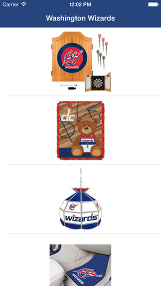FanGear for Washington Basketball - Shop for Wizards Apparel Accessories Memorabilia