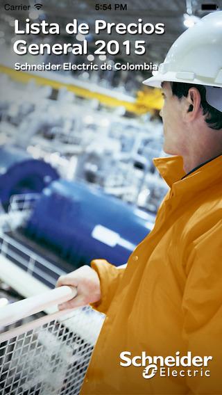 Lista de Precios Schneider Electric Colombia