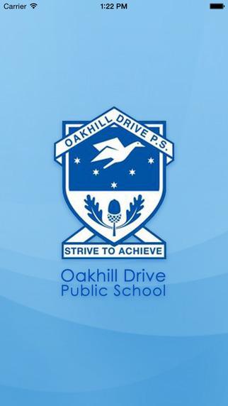 Oakhill Drive Public School - Skoolbag
