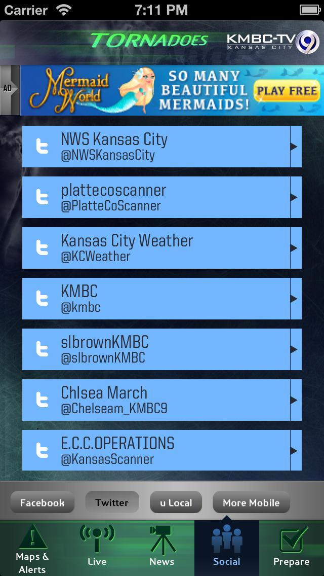 Kmbc 9 News >> App Shopper: Tornadoes KMBC 9 - Kansas City (Weather)