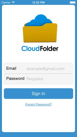 HGC CloudFolder
