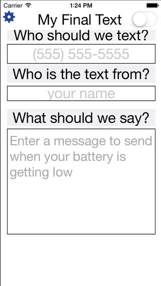 My Final Text