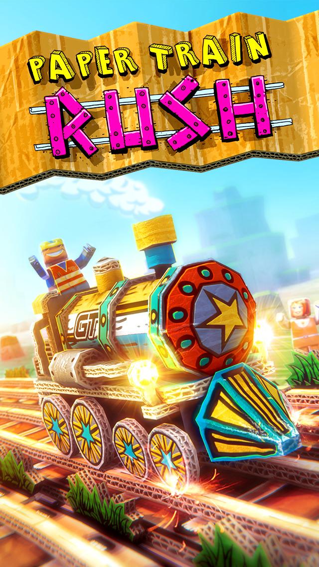 小火车快跑
