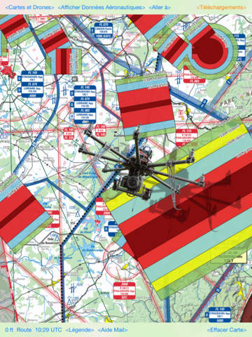 UAV - Airspace France