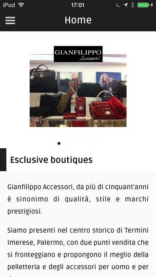 Gianfilippo Accessori
