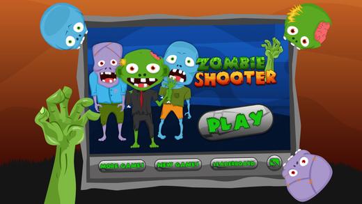 Zombie Shooter : Monsters Revenge