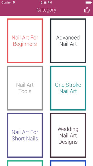 Nails Guide Pro - Step by Step Video Nail Art
