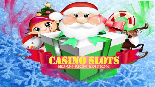 Casino Slots - Born Rich Edition