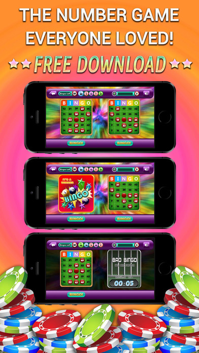 Screenshot 4 Cardinal's Bingo PLUS — Играть в бесплатные Бинго — лучшая игра казино