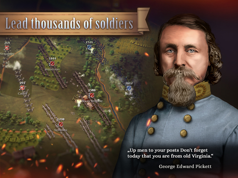 Ultimate General™: Gettysburg Screenshot