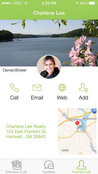 Charlene's List
