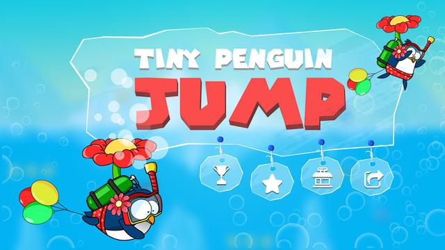 Tiny Penguin JUMP