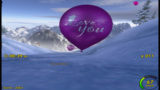 Ski Adventure Game Screenshots