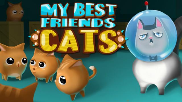 My Best Friends Cats