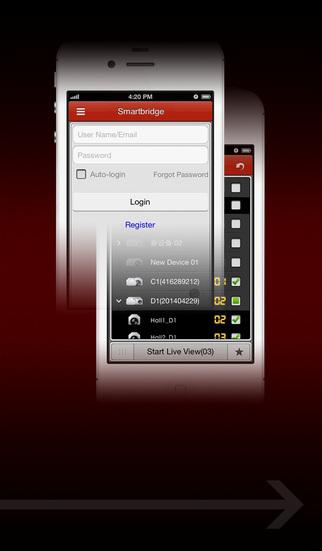 Smartbridge HD TVI NVR