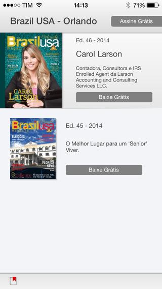 Brazil USA Magazine - Orlando