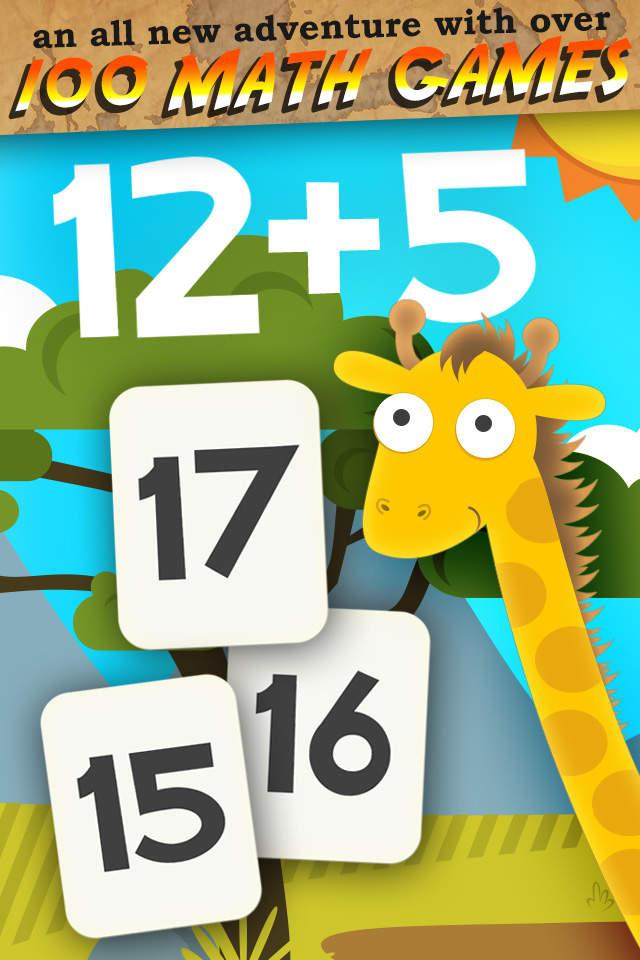 动物一年级数学游戏为孩子搭配技巧