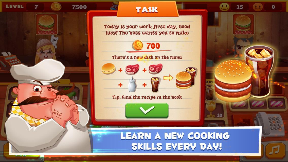 App Shopper Burger Chef Yummy Burger Games