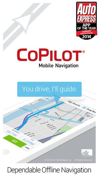 CoPilot Premium DACH - GPS Navigation Offline Maps of Germany Austria Switzerland