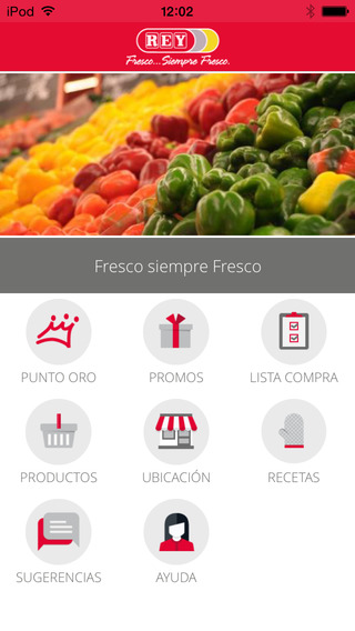 Supermercados Rey