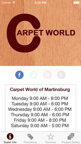 Carpet World of Martinsburg by MohawkDWS