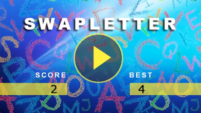 玩遊戲App|SwapLetter免費|APP試玩